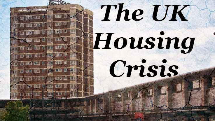 Housing crisis. Credit - Wikimedia Commons Mtaylor848